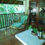 GVS veranda corner unit