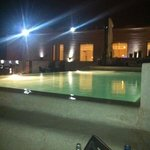 roof top bar/pool