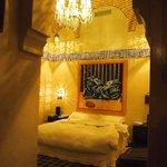 Onze 'Marokkaanse' slaapkamer...