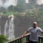 Falls on Argentina Side