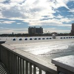View from Clearwater Beach pier