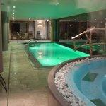 piscine coperte del centro benessere
