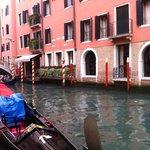 A splendid Venice hotel indeed