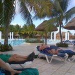 Main White Sands pool