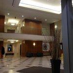 free wifi in lobby