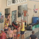 The dive school 3