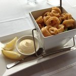 cumin and cayenne calamari