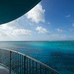 해상에서 보이는 풍경도 멋져요!