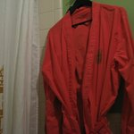 I love a robe!