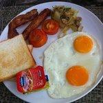 Milky Bay Breakfast