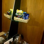 Goodie basket- chargeable