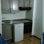 pequeña cocina