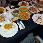 Some of the yummy food