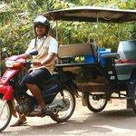 Mr Kun, Tuktuk owner/driver