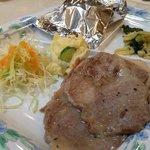 ボリュームバッチリの夕飯