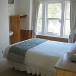 Double room en suite at Bryn Llewelyn Bed and Breakfast