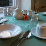 Breakfast is included at Bryn Llewelyn Bed and Breakfast