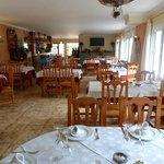 Restaurante Ficus - interiores