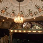 Theatre Royal Chandelier and Dome
