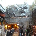 Horse tunnel markets, Camden Lock