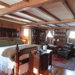 The Hiram Harding room