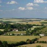 Bowerchalke Landscape
