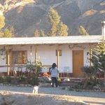 casa principal..de la chakana....Putre