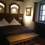 Luxury double bed ~ fabulous soft