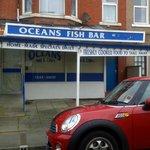Oceans Fish Bar, Craig-y-Don