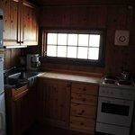 Kitcheen  (cabin 5)