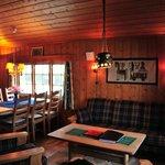 Living room  (cabin 5)