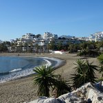 Marbella, Puerto Banus, Playas del Duque