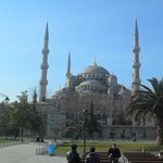 The incredible Blue Mosque