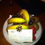 cestino frutta di ...benvenuto ...!!!