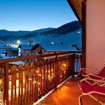 Vista panoramica terrazzo Hotel