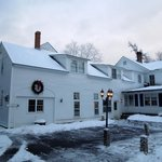 Dowds' Country Inn in Winter