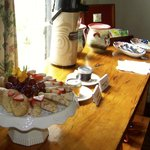 Afternoon Tea - Homemade Scones and Assorted Teas Everyday
