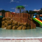 Kiddie water park