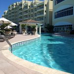 Pool at the Villas