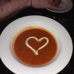 valentines soup :)