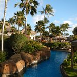One of the pools at the Sheraton Maui