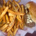 Eggcellent Burger