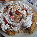 Dolce Latte Waffle