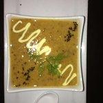 Golden Beets soup