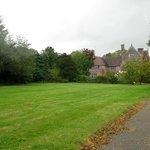 Tour of an English manor.