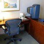 Comfortable working area