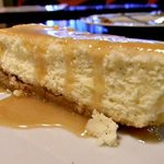 Ricotta Cheesecake with Maple Syrup