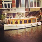 boat tour offered by the hotel