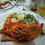 Fish Fillet Veracruzana
