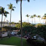 View from Lanai D204